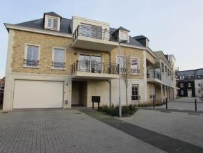 """Modern 2 slaapkamer appartement op prachtige locatieLigging: Gelegen op het uniek gelegen """"Marie Van Heterenplein"""". Gelegen tussen de Markgravenstraat"""