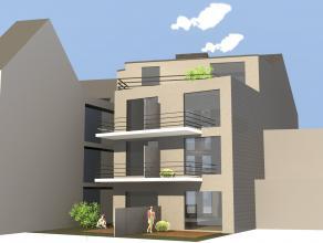 """In de rustige gemeente Duffel, gelegen tussen grote steden Lier en Mechelen zal het project residentie """"Iris"""" worden gebouwd.<br /> De ligging van het"""