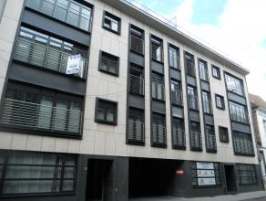 Instapklaar en volledig gerenoveerd luxe- appartement met 2 slaapkamers,  terras, kelderberging en lift. GEMEENSCHAPPELIJKE KOSTEN + BRANDVERZEKERING