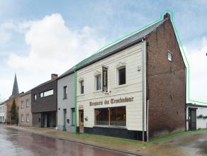 Handelspand met woonst, gelegen in het centrum van Wespelaar.<br /> Dit pand werd in 2013 gerenoveerd tot een volwaardige brasserie.<br /> <br /> Op h