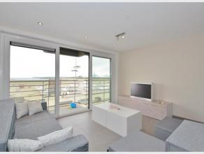 Op de Zeedijk van het gezellige Zeebrugge bevindt zich dit prachtig nieuwbouwappartement met 2 ruime slaapkamers. Het appartement is gelegen op de 1st