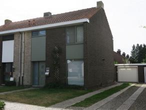 Schorvoort: mooi gerenoveerde gezinswoning met aangename zuidtuin op een perceel van 271 m² - de woning omvat o.a. een inkomhal met gastentoilet