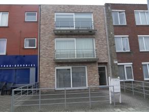 TOEGEZEGD Tijl en Nelestraat 18 bus 2 : euro 585- net en licht appartement op de 1e verdieping,  met  2 slaapkamers - ruime woonkamer - open ingericht