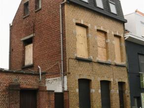 te renoveren charmante woning in het centrum van Hoogstraten - de woning is grondig te renoveren doch ziet er op het eerste zicht minder fraai uit dan
