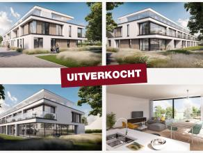 Hortus is UITVERKOCHT. Contacteer ons voor nieuwe aankomende nieuwbouw projecten in Oud-Turnhout en omstreken !Residentie Hortus : Centraal gelegen pr