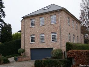 Villa moderne et spacieuse dans un quartier résidentiel calme près du centre de Tervuren et à proximité de la Forêt