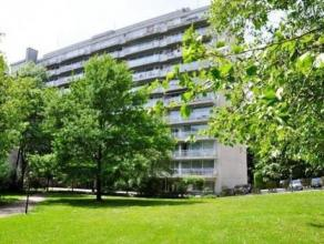 Gelegen in een park op het prachtige avenue Franklin Roosevelt, mooi appartement van 120 m² met 2 slaapkamers, badkamer, doucheruimte, ruime woon