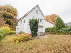 CAP SUD Charleroi vous propose cette charmante villa avec jardin celle-ci se situe dans une rue calme mais néanmoins proche des facilité