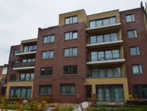 La Résidence Fahra (Bâtiment C) dans la rue de la Comtesse de Flandre, premier bâtiment dans le projet 'Vue sur Bonheur' de la s&ea