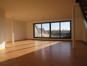 Verrassend licht en ruim duplex appartement met twee slaapkamers. Verder bestaat dit duplex appartement uit een aparte keuken en leefruimte en apart t