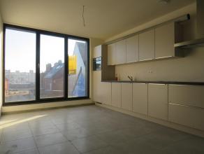 Prachtig nieuwbouw duplex-appartement in het centrum van Tessenderlo. Het appartement bevindt zich op de 2de verdieping en is bereikbaar met de lift.