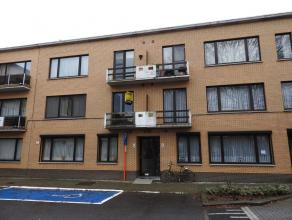 Appartement op de eerste verdieping (115m²) met 2 slaapkamers. Dit appartement bestaat verder uit een apart toilet met wastafel, ruime leefruimte