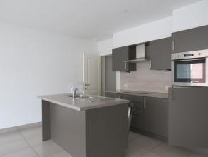 Nieuwbouwappartement met 3 slaapkamers. Het appartement heeft een bewoonbare oppervlakte van ca. 100m² en is gelegen op de eerste verdieping. Het