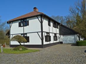 Prachtig rustiek landhuis op 1656 m² te Balen.<br /> Bouwjaar 1978. Gelegen tussen Balen en Olmen. <br />  <br /> Deze uitzonderlijke eigendom be