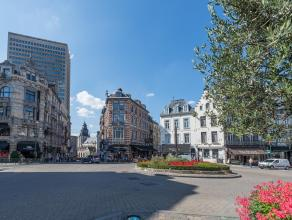 Appartement te huur in 1000 Brussel