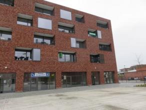 Uitzonderlijk goed gelegen nieuwbouwappartement (eerste bewoning) in de Dungelhoeffsite (kopgebouw) op de eerste verdieping, bereikbaar met lift. Het