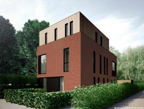 Prachtig appartement te Mariaburg in een nieuw kleinschalig gebouw (2016) met ruim zonnig terras. Indeling: inkomhal, apart toilet, leefruimte op park