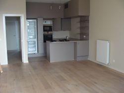 Nieuwbouw appartement met gunstige ligging aan park en zwembad en 600m van centrum.