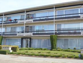 Zeer goed onderhouden appartement, gelegen op de eerste verdieping, met terras, kelder en garagebox, op wandelafstand van het centrum van Ranst, besta
