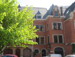 Dans le square très recherché pour tous ses attraits: résidentiel, élegant, proche de l'Abbaye et du Bois de la Cambre bel