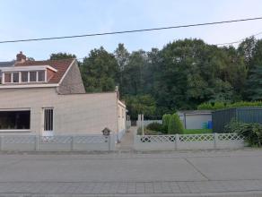 HOB op ± 550m² op prachtige locatie over Het Soldatenbos te Kessel/grens Lier. Eénvoudige inrichting en goed onderhouden. 2 slaapka