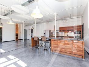 """Superbe loft situé au 1er étage (avec ascenseur) de la résidence """"Les Tailleries"""" au cur du site de la cristallerie du Val Saint-"""
