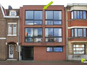 Dit leuk en vrij recent appartement is zeer centraal gelegen op wandelafstand van het winkelhart van Mortsel, met alle openbaar vervoer (trein, tram e