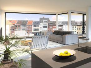 Nieuwbouwappartement 2.3 (2de verd.) in residentie 'Dijlezicht', gunstig geleg langsheen de Dijle op wandelafstand v/h centrum v Mechelen. Tevens heef