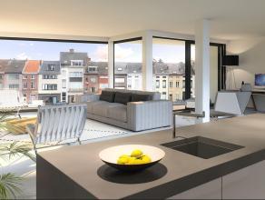 Nieuwbouwappartement 3.3 (3de verd.) in residentie 'Dijlezicht', gunstig geleg langsheen de Dijle op wandelafstand v/h centrum v Mechelen. Nabij E19 e