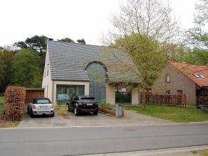 Recente rustig gelegen woning met tuin en voldoende parkeergelegenheid op een perceel van ± 11a in de rustige buurt Sint-Adriaan! U bent op fie