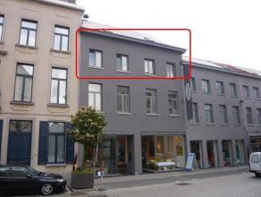 Dit ruim en zonnig appartement van ± 126m² groot is gelegen in het gezellige centrum van Mechelen! Het appartement beschikt over een een r