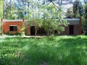 Deze woning is gelegen in een groene en bosrijke omgeving te Bonheiden, uiterst ideaal indien u op zoek bent naar een rustige plek om te wonen.<br />
