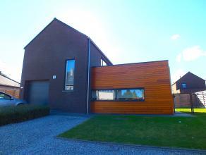 Recente huurwoning met 3 slaapkamers, inpandige garage en omheinde tuin.