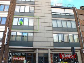 In het centrum gelegen appartement (71m²) met 2 ruime slaapkamers, lichtrijke woonkamer en badkamer met apart toilet.  Het appartement beschikt v