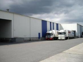 8.509 m² magazijnruimte met 263 m² kantoren. Opsplitsbaar Gelijkvloerse poort : 2 Vrije hoogte : 8 m Laad- en loskade : 6 Verlichting : 150