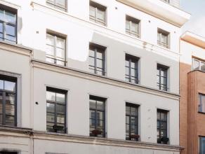 A la recherche du parfait investissement entre De Brouckère et la Place Sainte-Catherine? Cet immeuble, à l'esprit Maison de Maîtr