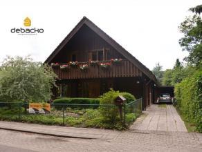 Charmante oerdegelijk Finhouse<br /> met levenslange garantie op een gewilde locatie te Essen Heikant. De<br /> woning is gelegen op een perceel van 6