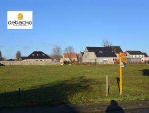 Prachtig perceel bouwgrond met een straat breedte van 16,5 m te Loenhout.Lot 3 is het uiterst rechtse perceel met een oppervlakte van 735 m² . He