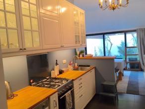A proximité de l'OTAN, belle maison entièrement meublée, comprenant un salon, une cuisine entièrement équipé