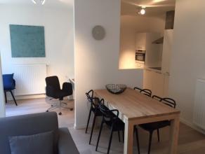 Nog geen nederlandstalige versie beschikbaarSitué en plein cur de la ville de Bruxelles, superbe appartement de ± 71 m², se composa