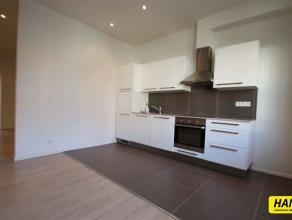 Volledig gerenoveerd appartement op het 2de verdiep met 2 slaapkamers en terras van 8m²  te huur vlakbij het Stadspark en de Diamantwijk.  Dit in