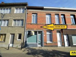 Voor de nieuwste vastgoedprimeurs surf naar www.immoscoop.be! KLEIN BESCHRIJF MOGELIJK!! Recent gerenoveerde woning van 134m² met 2 à 3 sl