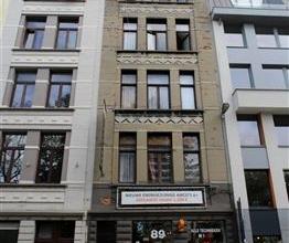 Opbrengsteigendom op Topligging aan het Zuid te Antwerpen bestaande uit een handelsgelijkvloers van circa 70m², een appartement op de 1ste verdie