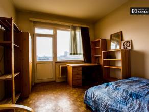 Chambre à louer dans un appartement de 1 chambres à Schaerbeek proche Schaerbeek  550,00 € charges incluses ! N'hésitez pas &agra