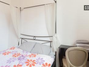 Chambre à louer dans un appartement de 1 chambres à Schaerbeek proche Schaerbeek  580,00 € charges incluses ! N'hésitez pas &agra