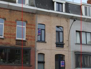 Contactname: Laurent Finet - 0476 44 99 90<br /> Recent gerenoveerde herenwoning op slechts 10 min van het historisch centrum van Gent. De woonst ligt