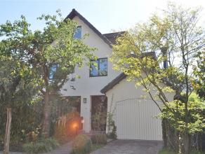 Exclusieve villa in de begeerde Elsdonkwijk. Recente totaalrenovatie (2011/2012) met hoogstaande kwalitatieve materialen. Open leefruimte met zicht en