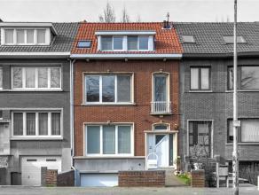 Prima gelegen gezinswoning (ca 280 m² bew.opp.) met tuin, terras en inpandige garage nabij de meeste invalswegen en de Parken uit het Zuiden van