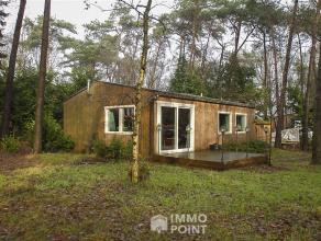 Goed onderhouden gelijkvloerse woning met 1 slaapkamer op een ruim perceel in een woongebied met bosrijk karakter. Compleet ingerichte en instapklare