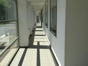 Zeer ruim burelencomplex van ca 688m² met garagegebouw.<br /> Op ca. 600m van de E17.<br /> <br />